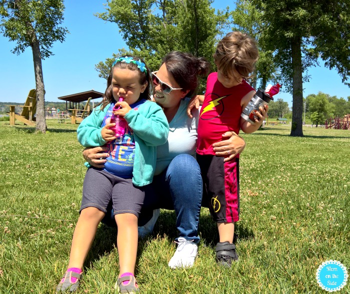 Reebok MEMT - 3 Sneaker Outfits for Busy Moms