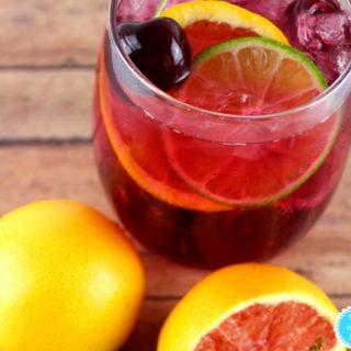 Cherry Citrus Sangria