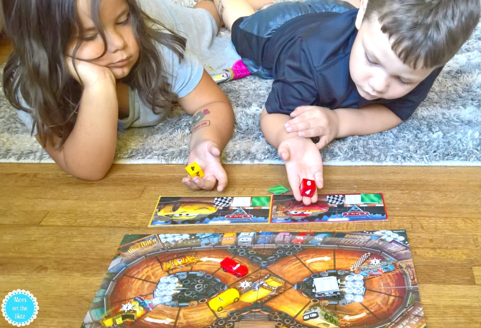 Spin Master Games to Play After Watching Cars 3