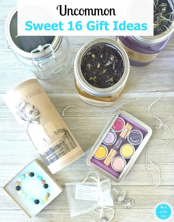 Epic Uncommon Sweet 16 Gift Ideas for Girls