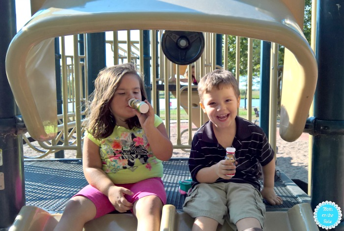 Fun After School Ideas for Preschoolers and Danimals Smoothies on the go!