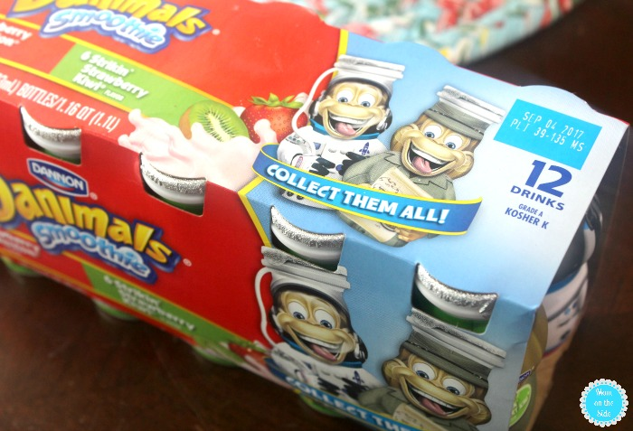 Pack Danimals for to enjoy on one of these fun After School Ideas for Preschoolers