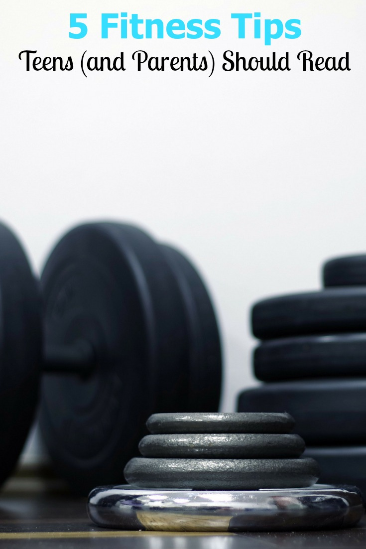 5 Fitness Tips Teens (and Parents) should read, from WNBA's Washinton Mystics strength and conditioning coach Coach Sarah Walls.ut