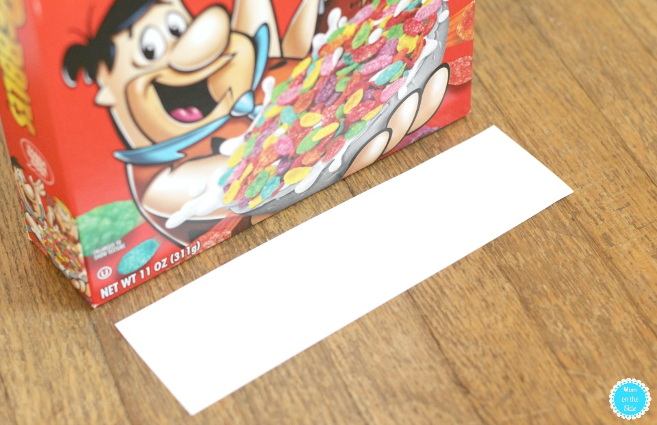 Directions for Cereal Box Eclipse Pinhole Projector