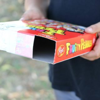 How to Make a Cereal Box Eclipse Pinhole Projector