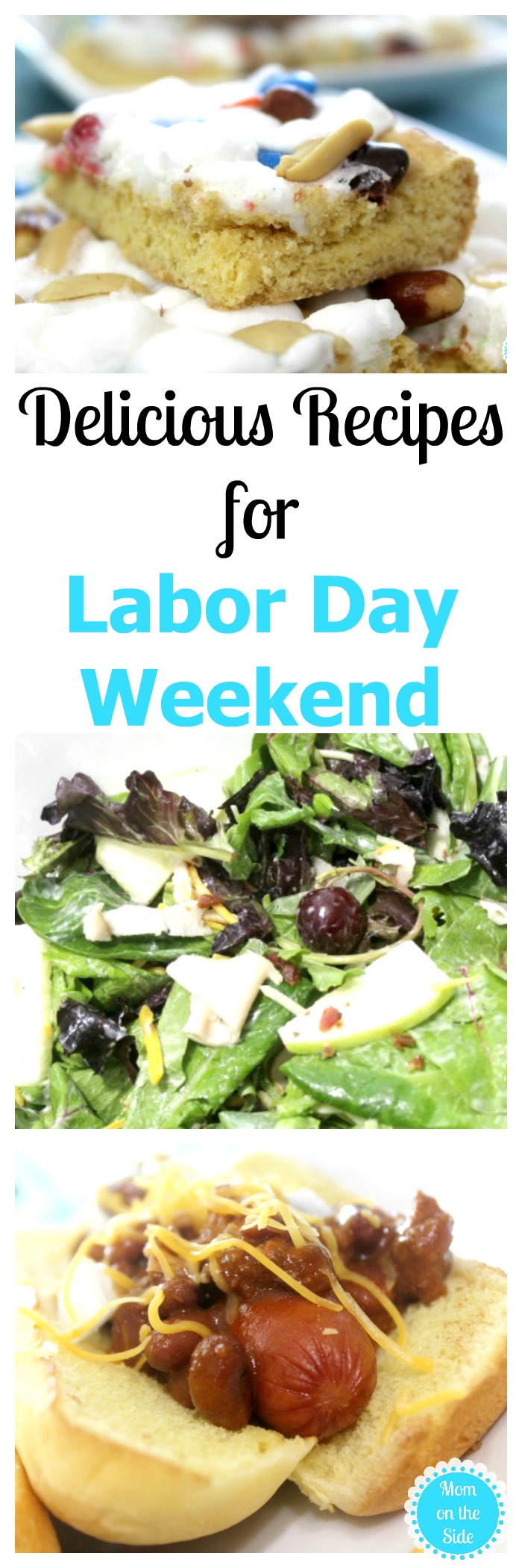 Delicious Labor Day Weekend Recipes
