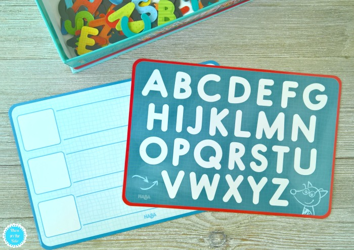Learning Letters on the Go with Magnetic ABC Expedition and Math