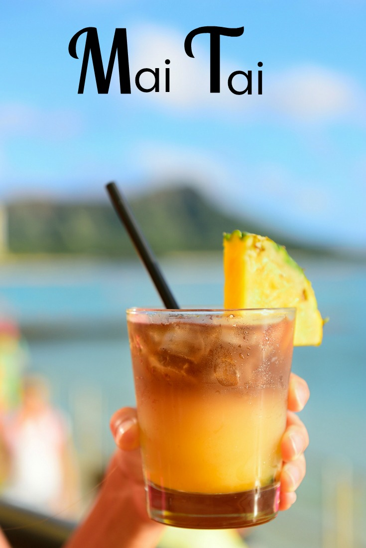 how to make mai tais by the pitcher