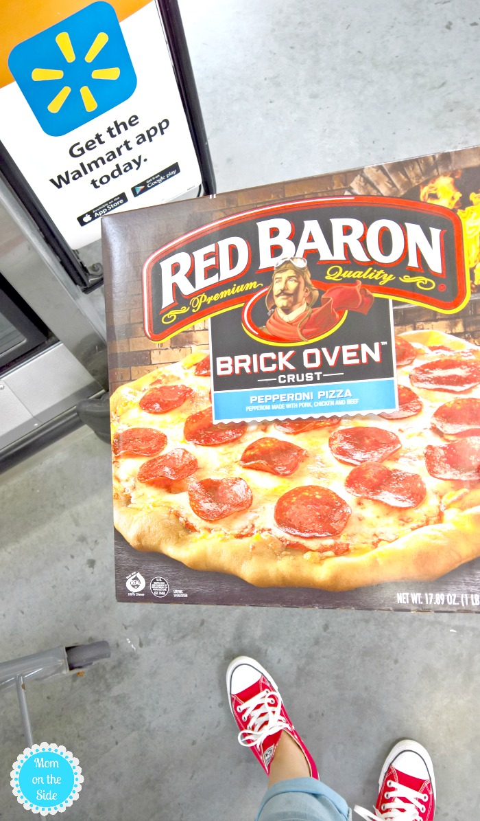 Surviving a Day with Twins thanks to Red Baron at Walmart