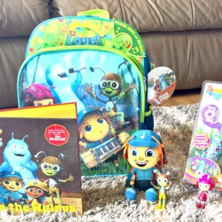 Ultimate Beat Bugs Toys and Products Guide