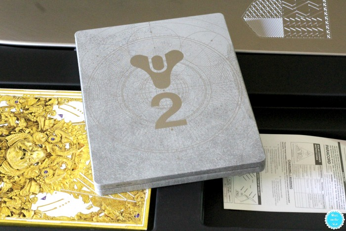 Destiny 2 Collector's Edition Box with Game