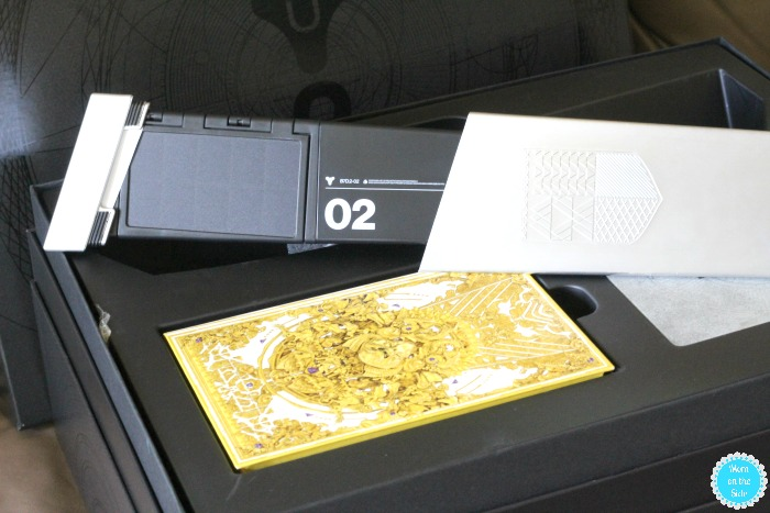 Destiny 2 Collector's Edition Box with Solar Charger
