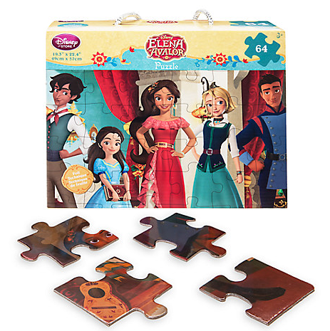 Elena of Avalor Toys and Puzzles