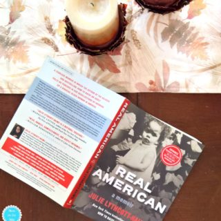 Eye-Opening Journey Through the Pages of Real American + Giveaway