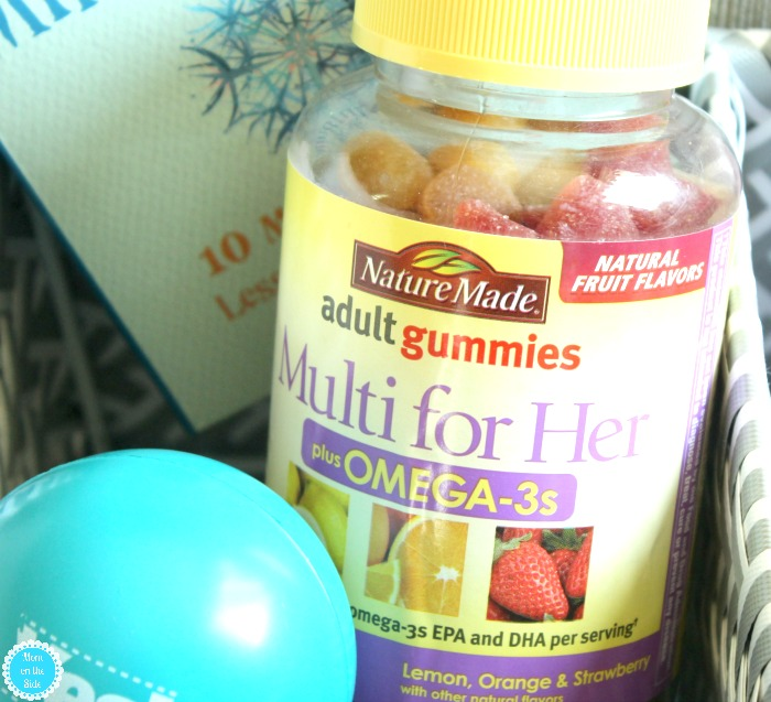 My Self-Care Kit with Nature Made Gummies Vitamins