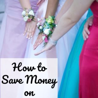 Save Money on Prom with these Prom Savings Tips
