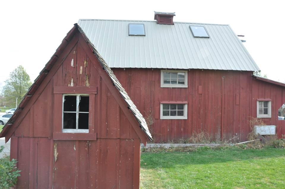 Villisca Ax Murder House Barn