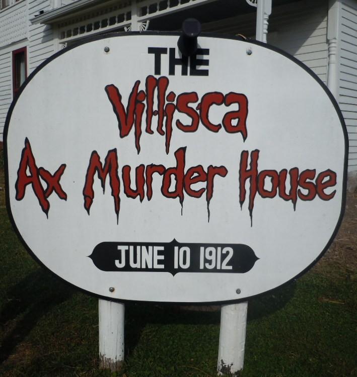 Villisca Ax Murder House 2011