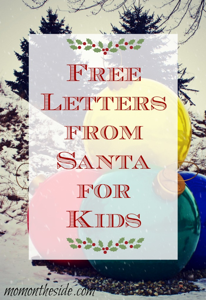 free letters from santa claus by mail free letters from santa for 27349 | free letters from santa claus