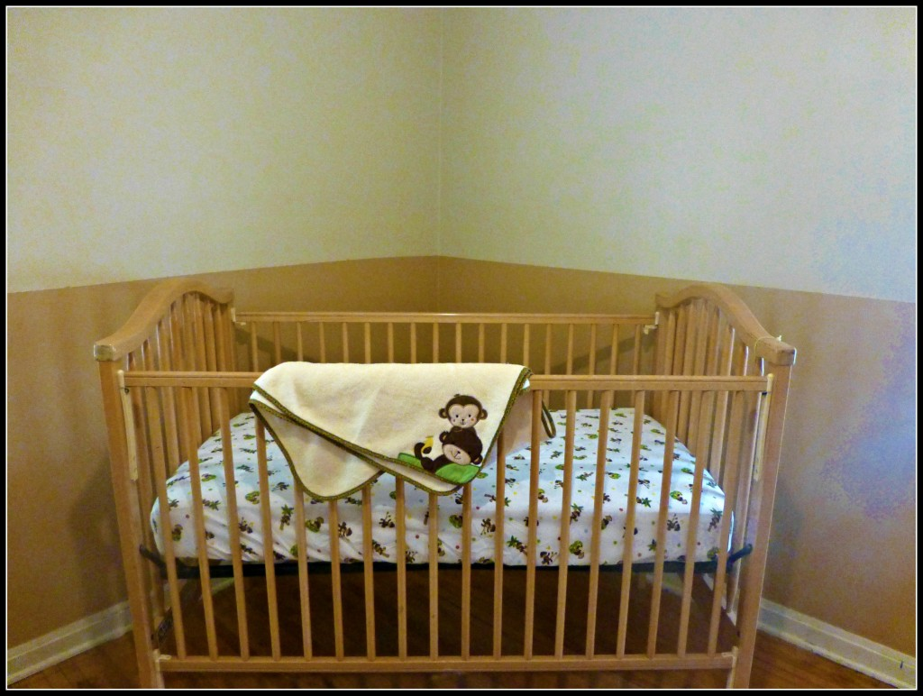 Preparing the Nursery: Seven Tips for Painting a Nursery and a look inside a twins nursery room.