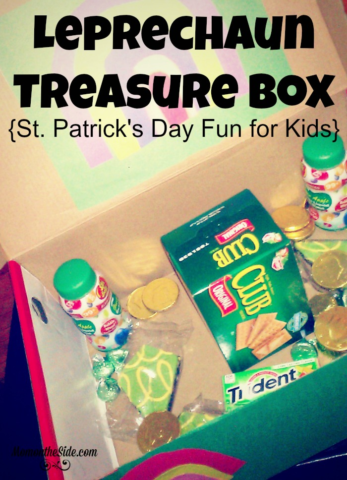 Leprechaun Treasure Box: St. Patrick's Day Fun for Kids