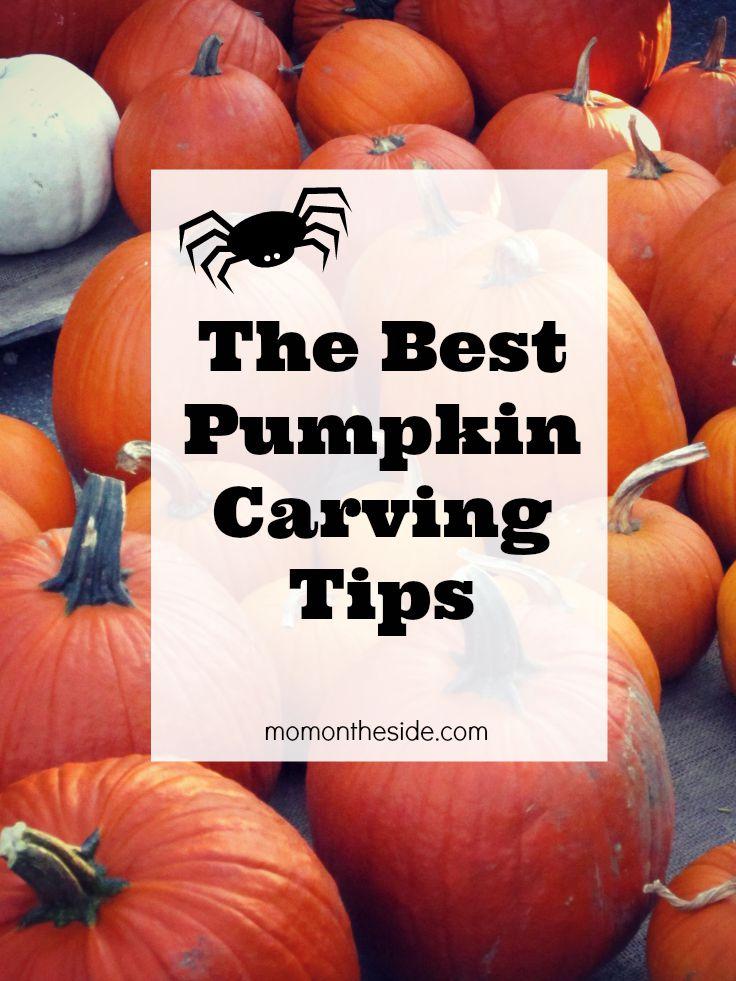 The Best pumpkin carving tips