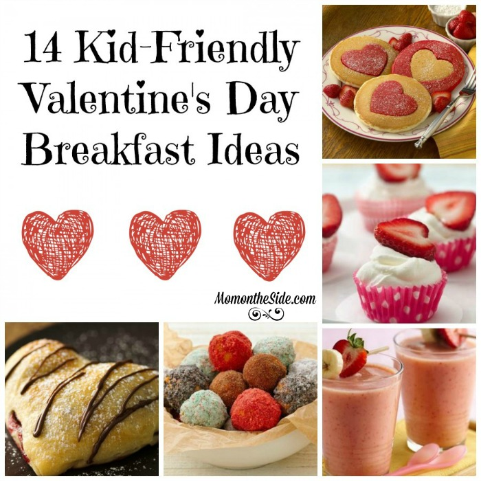 Valentines Day Breakfasts
