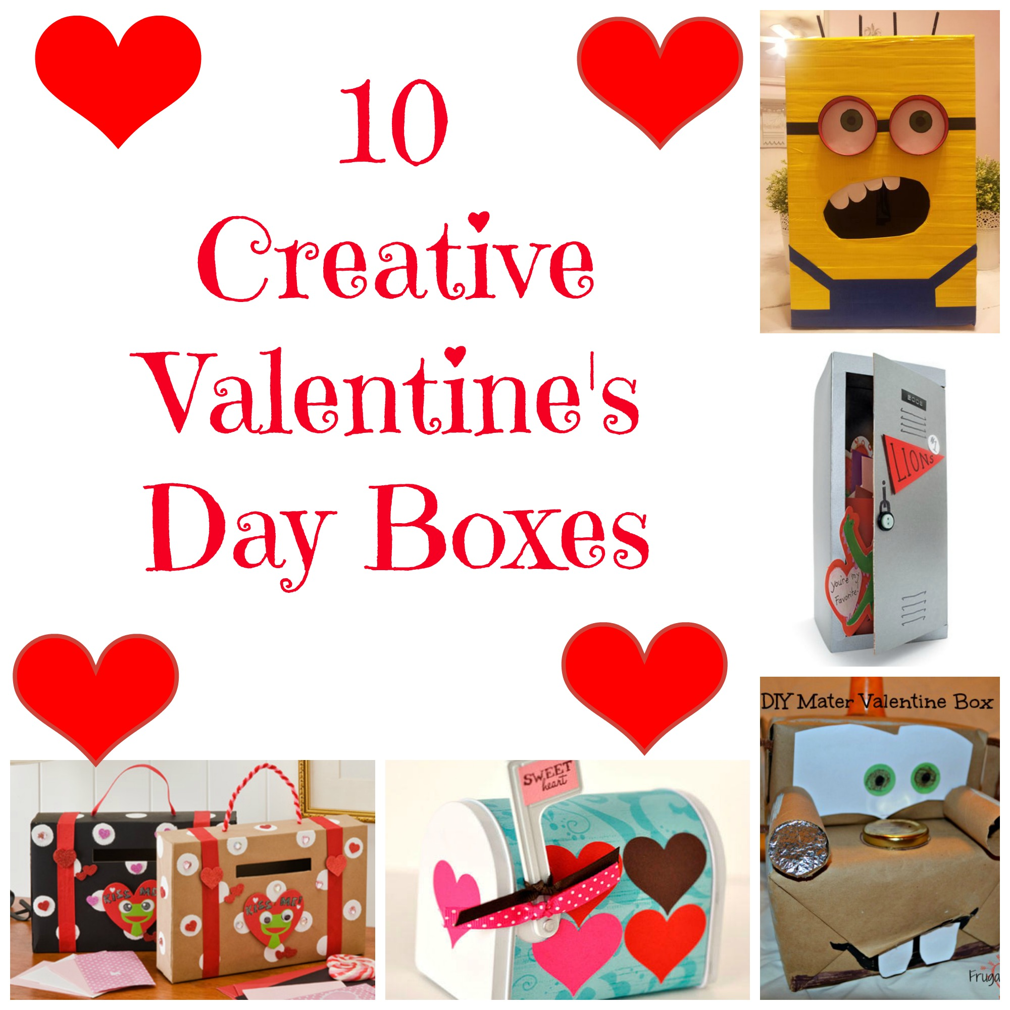 What Are Your Favorite Creative Valentineu0027s Day Box Ideas?