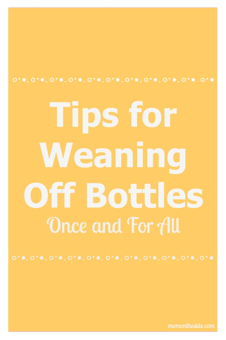Have kids you are weaning from bottles? This tips for weaning off bottles are hw our twins got rid of them once and for all!