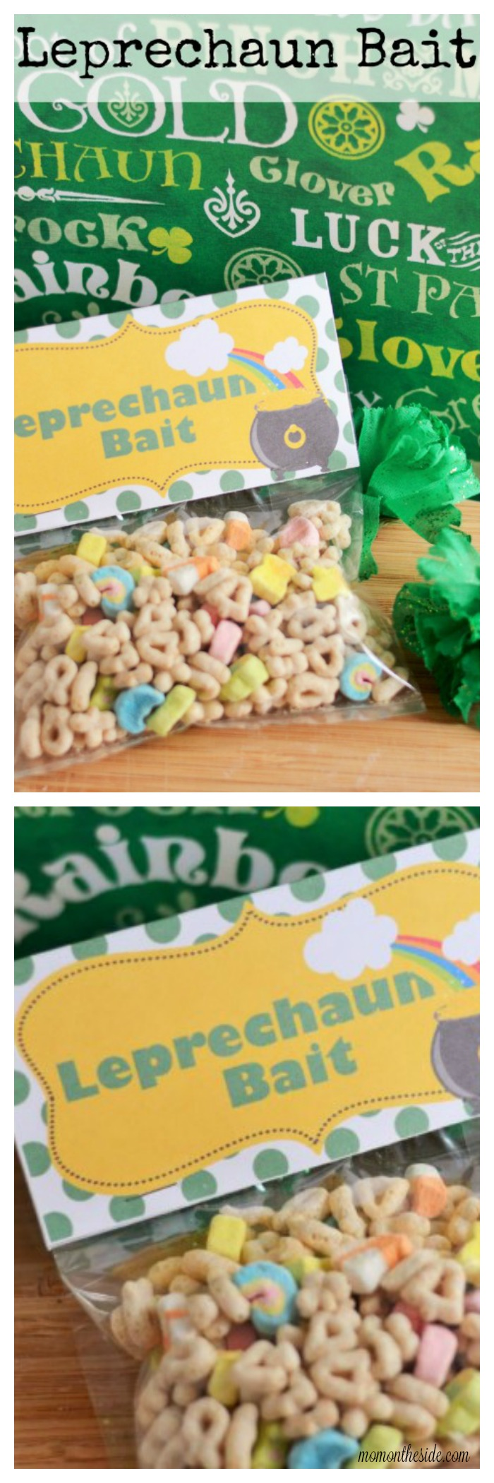 Leprechaun Bait {St. Patrick's Day Class Treat}