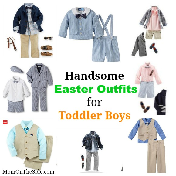 12 Handsome Easter Outfits for Toddler Boys 834c234909