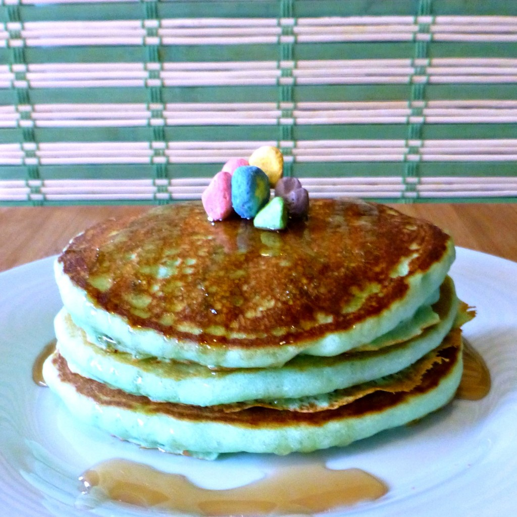 St. Patrick's Day Breakfast Ideas for Kids