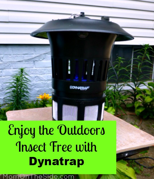 Enjoy the Outdoors Insect Free with Dynatrap