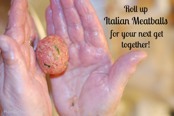 Italian Meatballs Recipe that is an Authentic Family Recipe