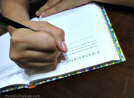 Fireflies A Writers Notebook For Budding Authors