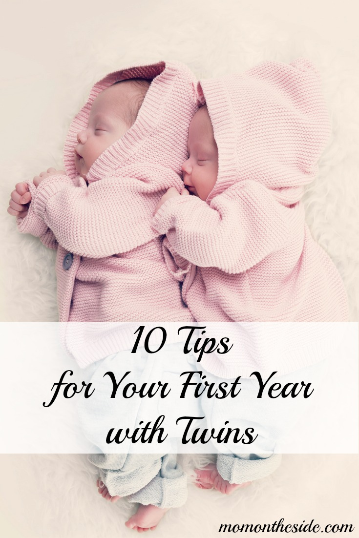 10 Tips for Your First Year with Twins