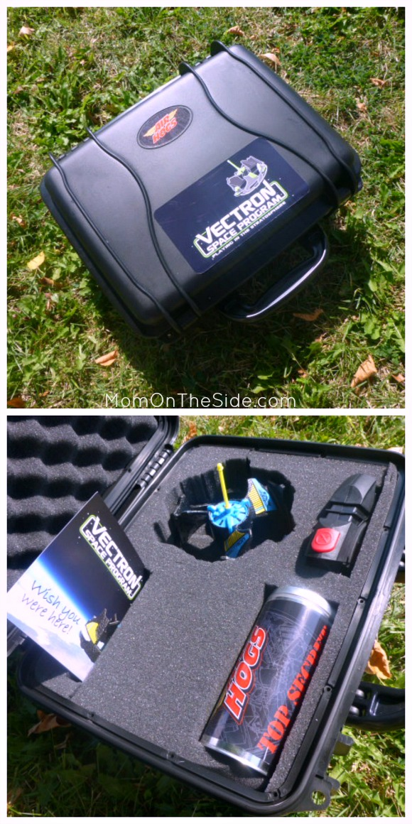 air hogs vectron wave instructions