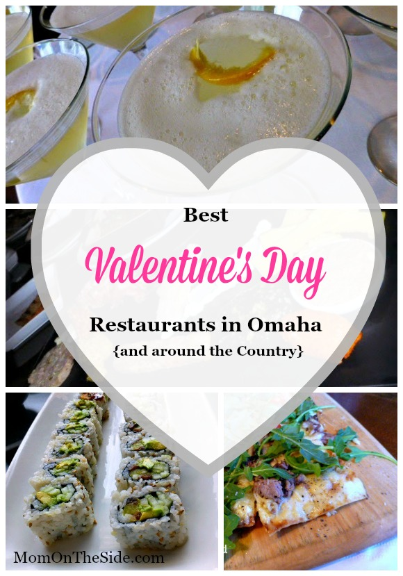 Best Restaurants for Valentine's Day in Omaha