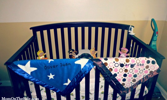8 Must Haves for a Nursery Room for Twins