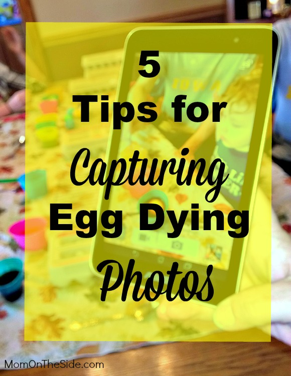 5 Tips for Capturing Egg Dying Photos