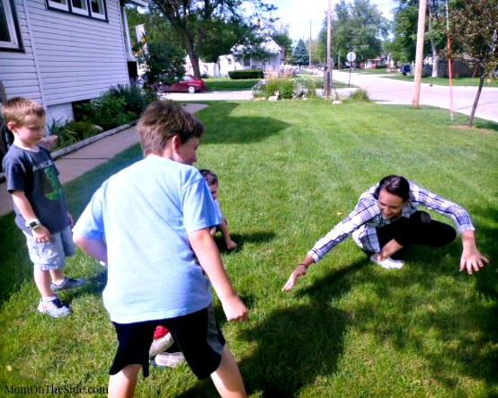 Old School Backyard Games for Kids to Play