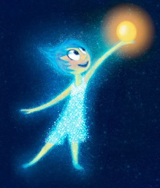 Pixar's Inside Out Animation