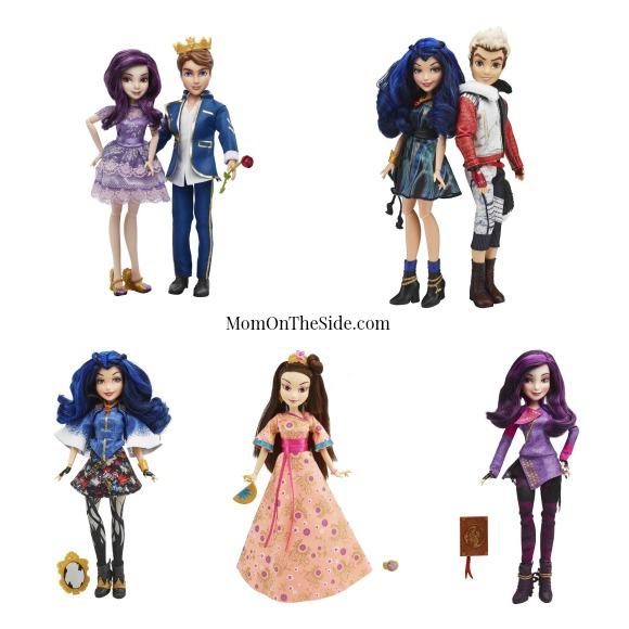 Disney's Descendants Dolls
