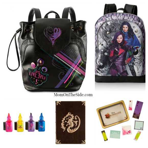 Disney's Descendants School Supplies