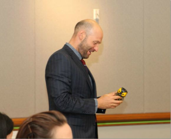 Exclusive Interview with Corey Stoll: The Villain of Marvel's Ant-Man