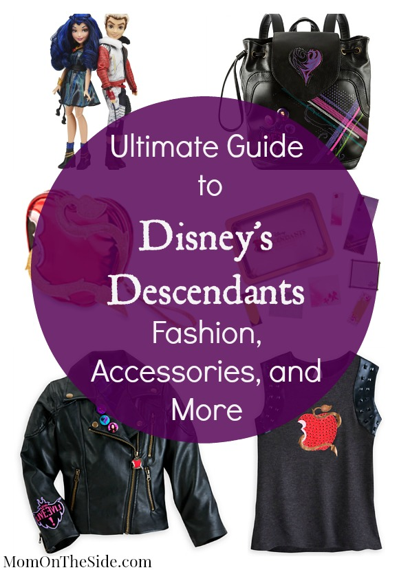 Ultimate Guide to Disney's Descendants Fashion, Accessories, and More