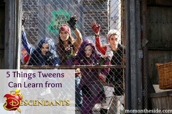 5 Things Tweens Can Learn from Disney's Descendants