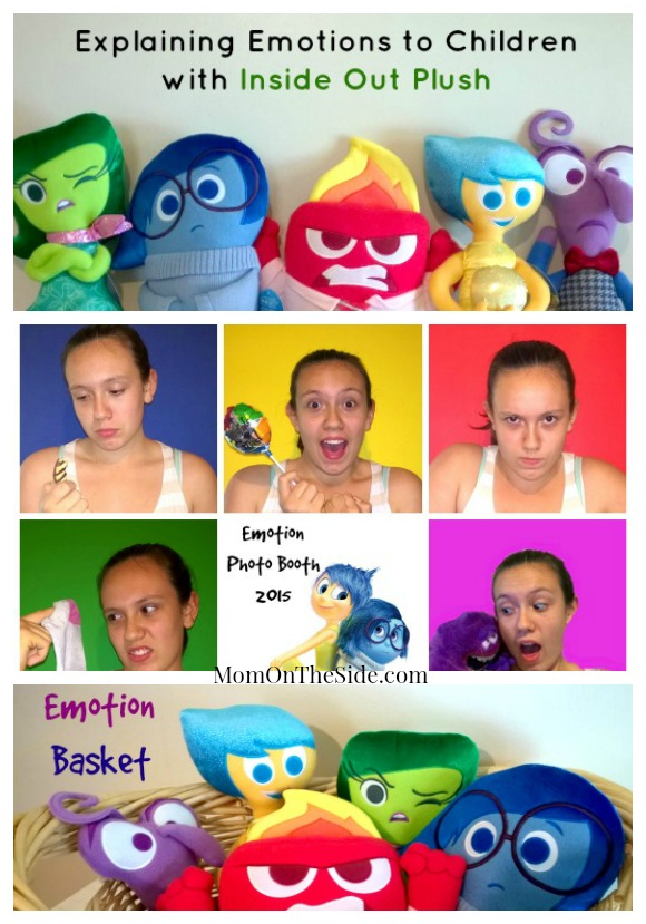 Inside Out DIY Photo Booth