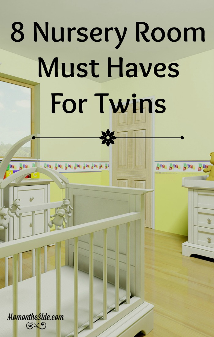 8 Nursery Room Must Haves For Twins And A