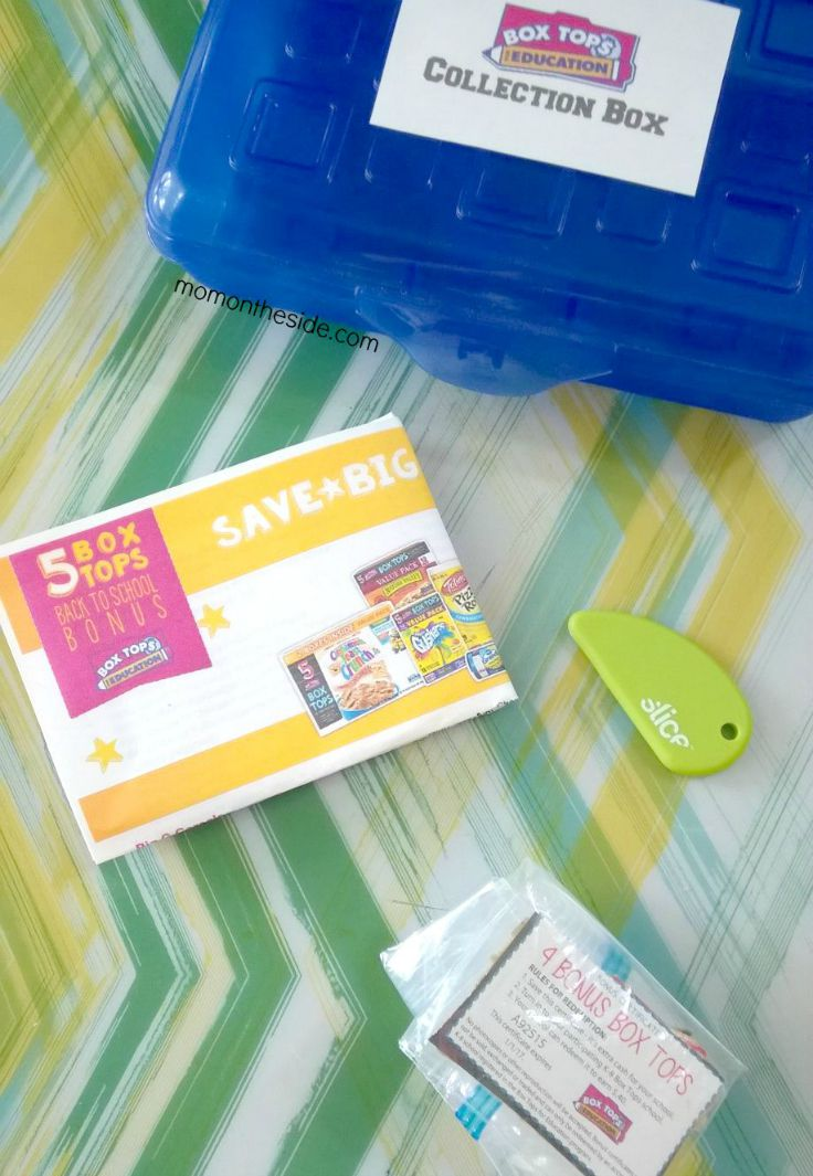 Box Tops Collecting Kit